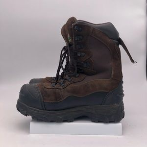 Rocky Blizzard Stalker Waterproof Steeltoe Sz 10